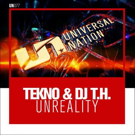 TEKNO & DJ T.H. – Unreality