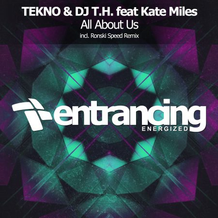 TEKNO & DJ T.H. feat. Kate Miles – All About Us – Cover